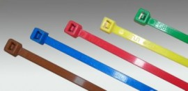 Coloured Cable Tie 200mm x 4.8mm